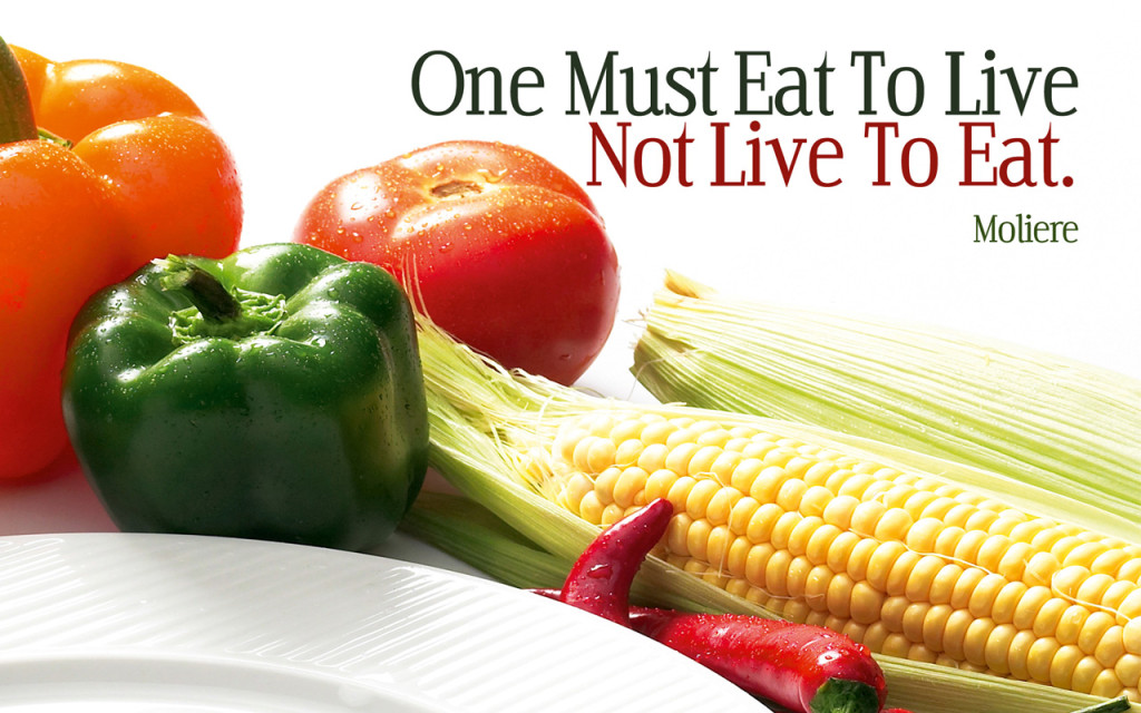 eating to live longer com