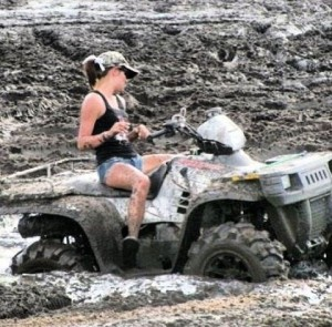 Mudding - A Great Sport For The Average Redneck