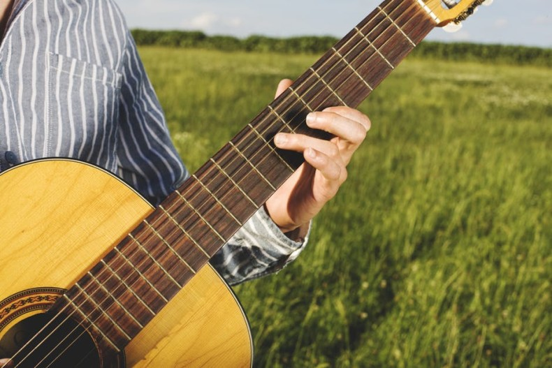 How To Play Guitar When You're First Getting Started
